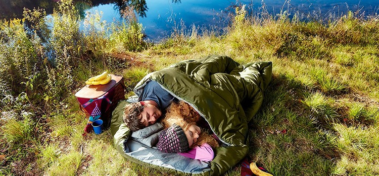 Best Zip Together Sleeping Bags For Couples