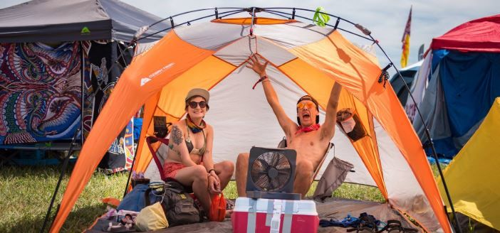 camping fans for tents