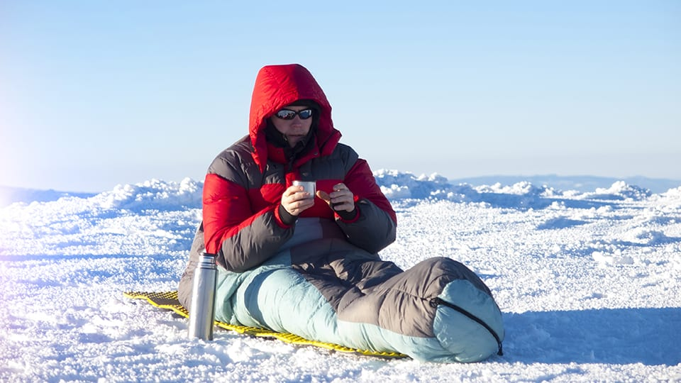best cold weather sleeping bags under $100